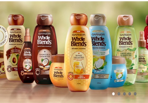 Garnier Whole Blends Review & Win