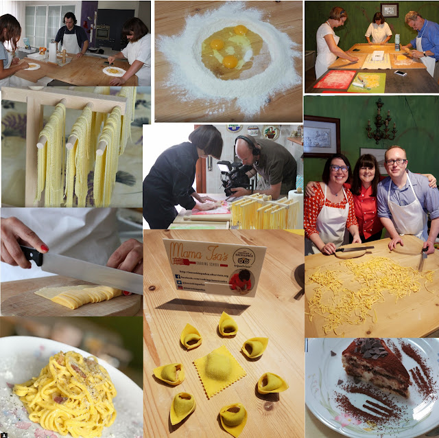 Cooking Classes in the north of Italy