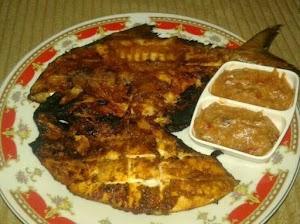 Ikan Bakar khas Jambi