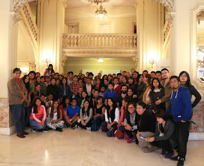 Group Tour Theaters, Theaters of Lima, History of Theaters in Peru