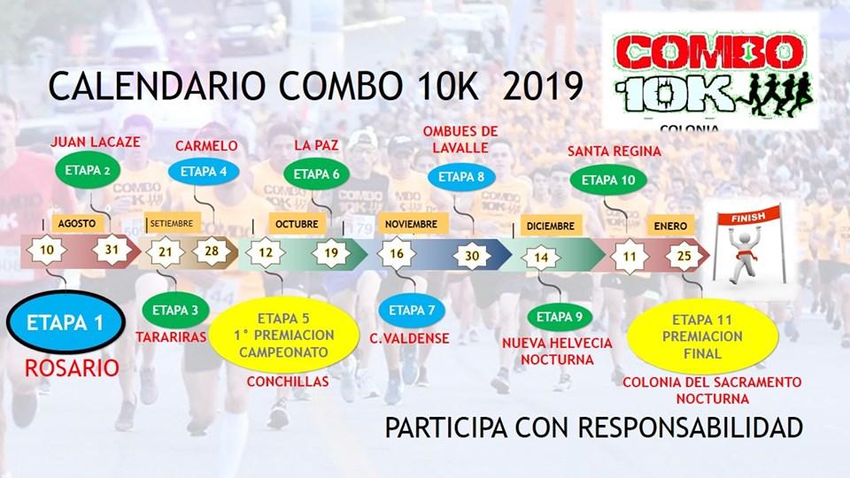 Carreras De Obstaculos Calendario 2020.Run Uruguay Combo Colonia 2019 2020 Calendario Y Reglamento