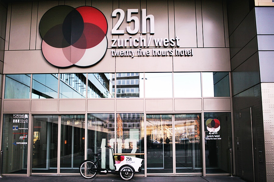 25 hours hotel zürich city west