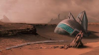 3. PLANETA MARTE habitable