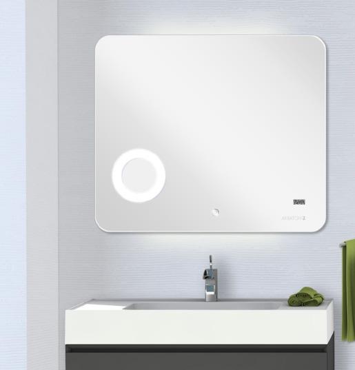 Зеркала Акватон Элио для ванной комнаты