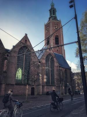Grote Kerk The Hague