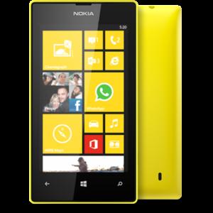 tipo scheda nokia lumia 520