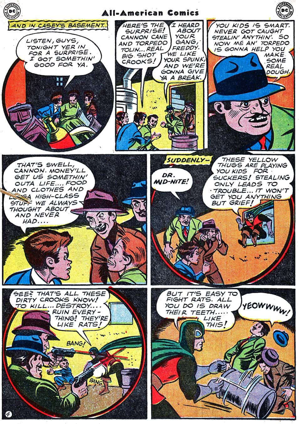 Read online All-American Comics (1939) comic -  Issue #72 - 19