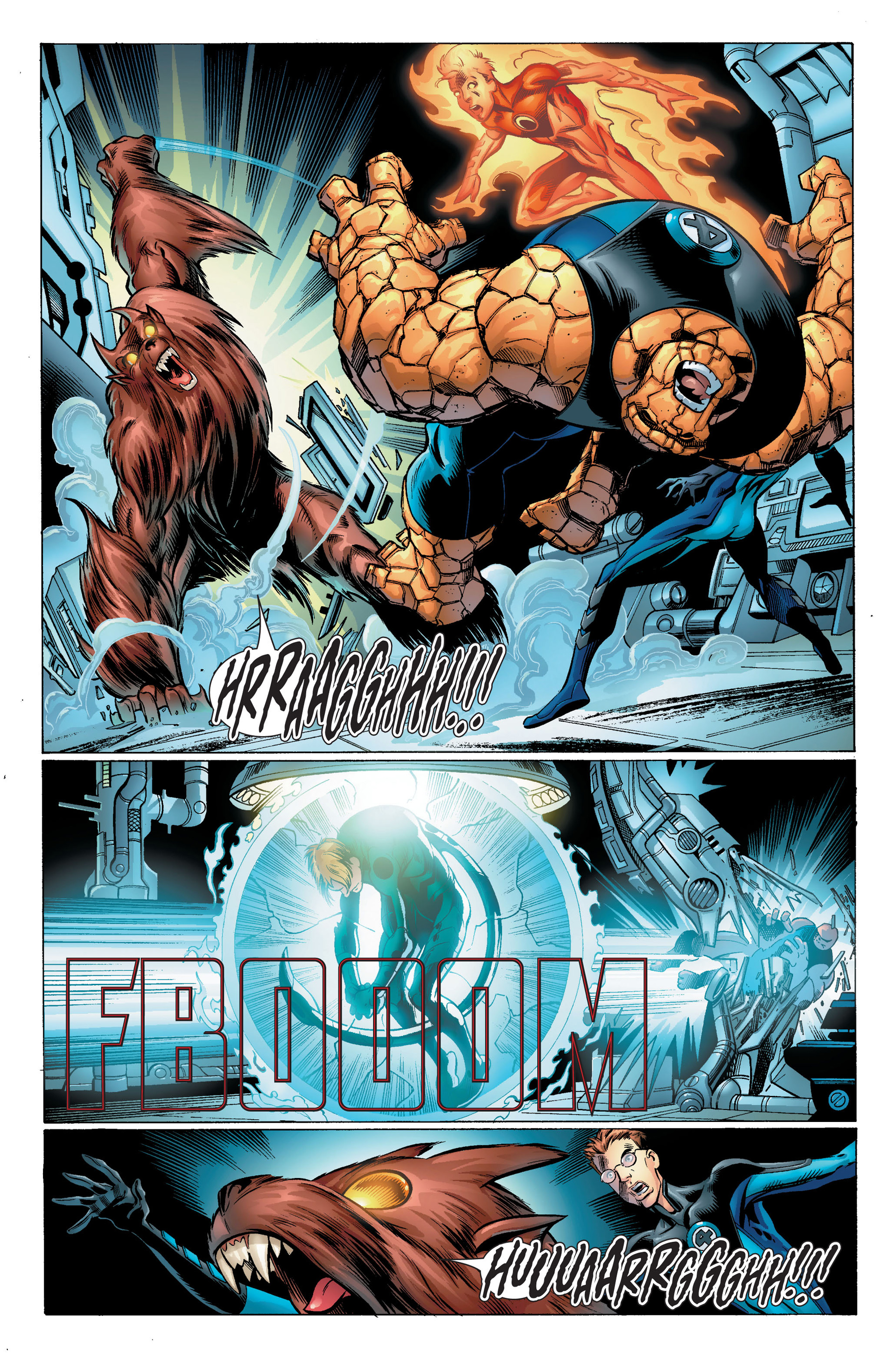 Read online Ultimate Spider-Man (2000) comic -  Issue #104 - 4