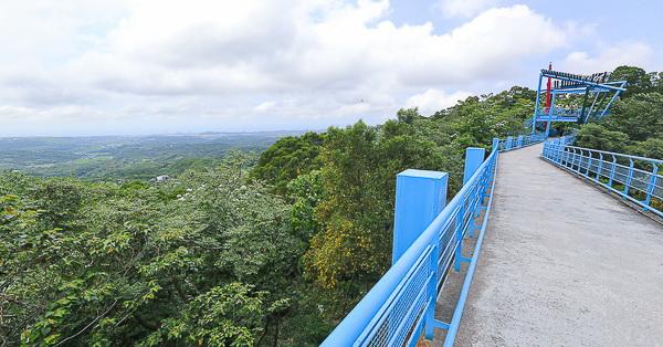 苗栗銅鑼|天空步道|天空之橋|賞桐花看遠方美景好心情