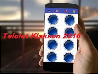 Download Gratis Telolet Klakson Apk Terbaru 2016