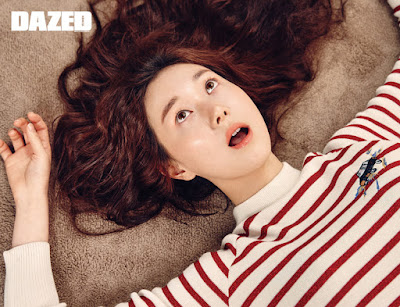 Lee Yoo Young Dazed & Confused March 2016