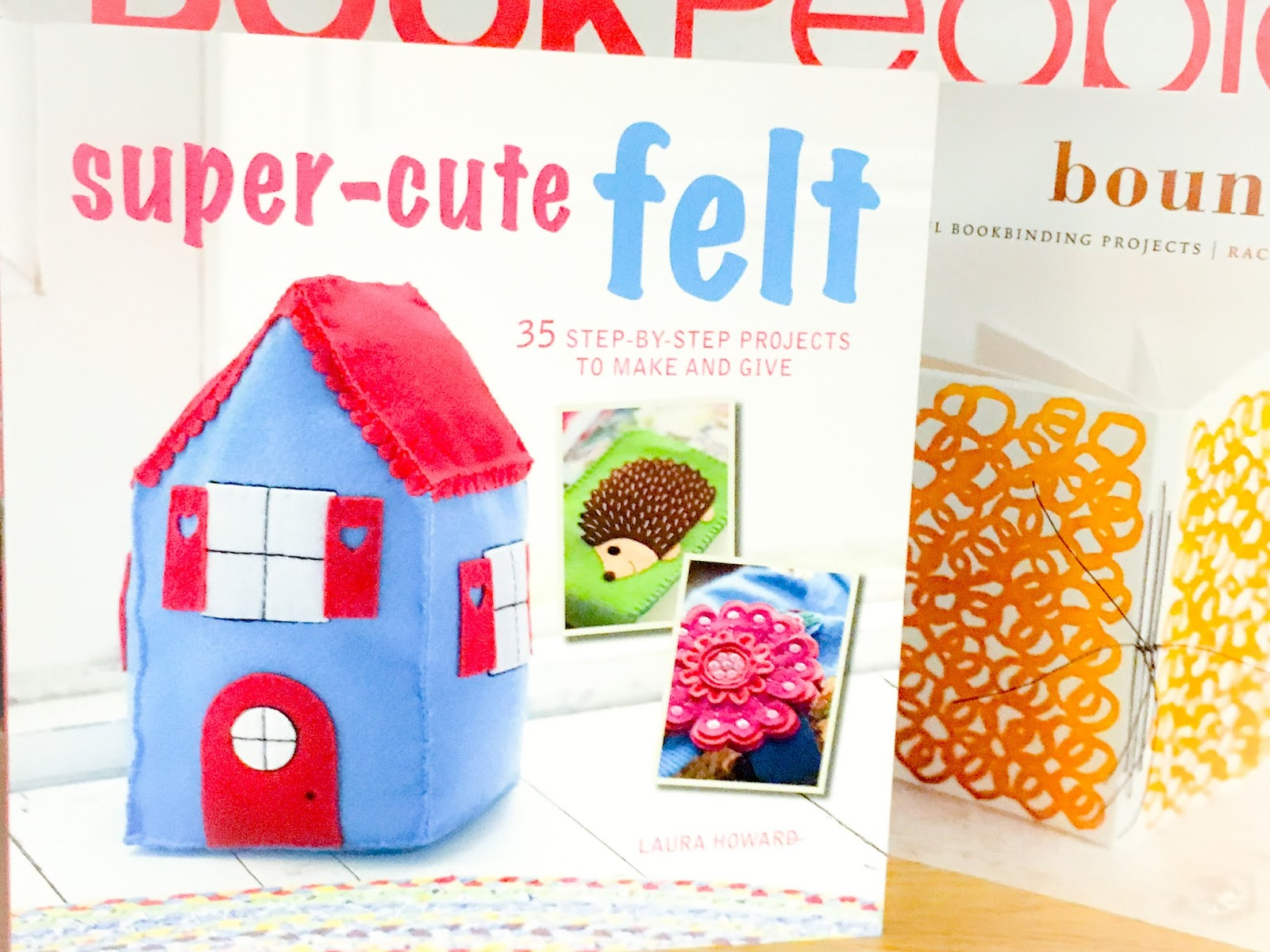 Super Cute Felt front cover