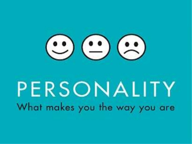 Personality is the quality of your person.