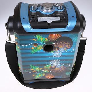cassa bluetooth karaoke MK-B23