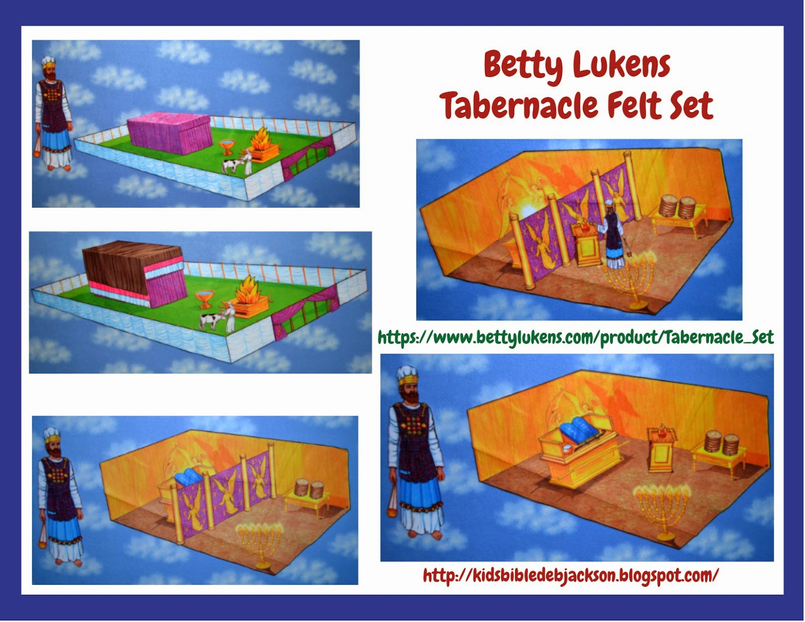 Building Tabernacle Craft