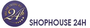 logo dự án shophouse 24h