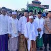 Santri Se-Kecamatan Pakuhaji Gelar Apel HSN 2018.