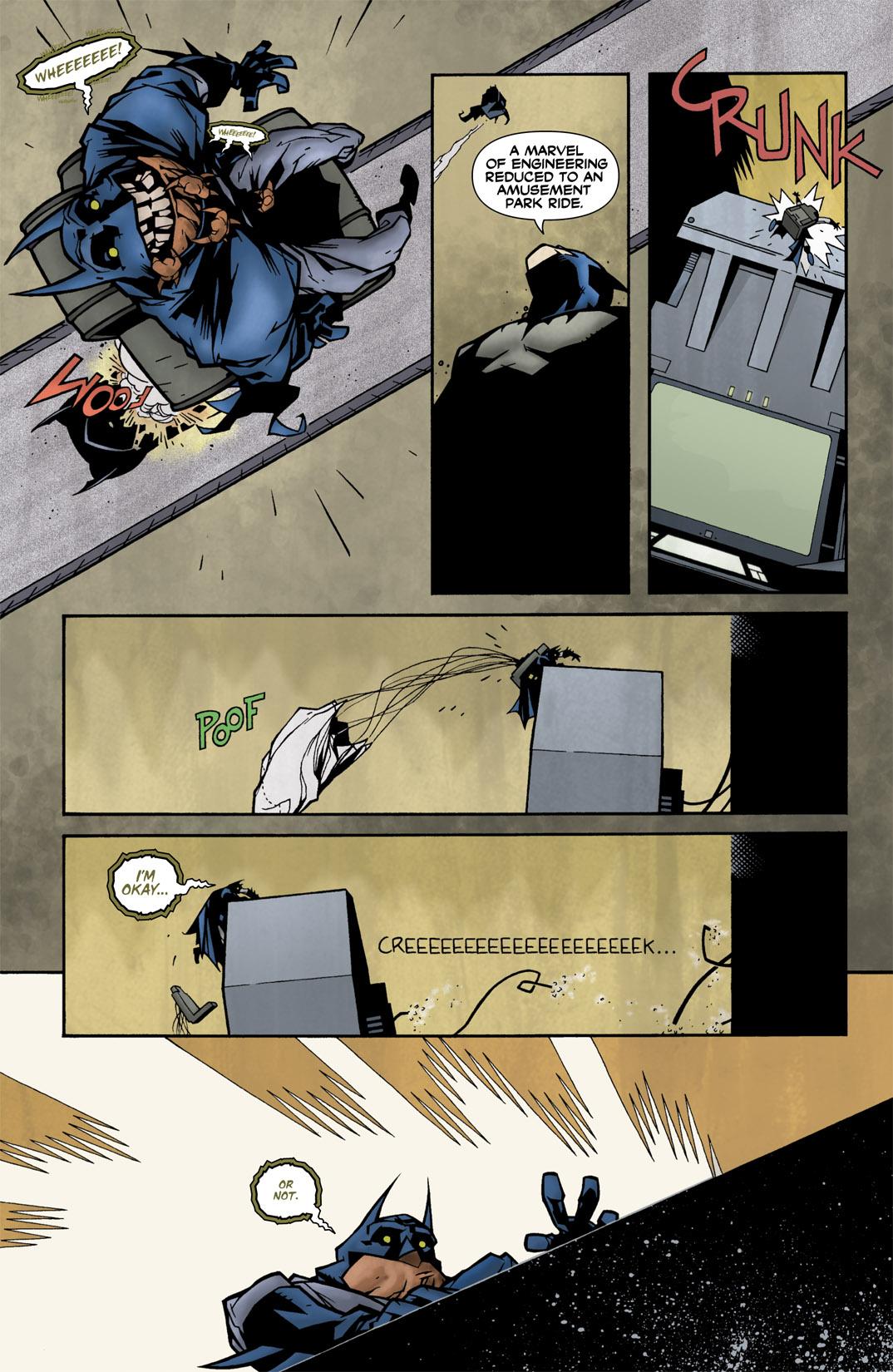 Detective Comics (1937) 805 Page 28