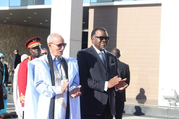 El gobierno de Namibia aprueba ley que garantiza que la cuestión saharaui se plantee en todos los compromisos bilaterales a nivel regional, continental e internacional.