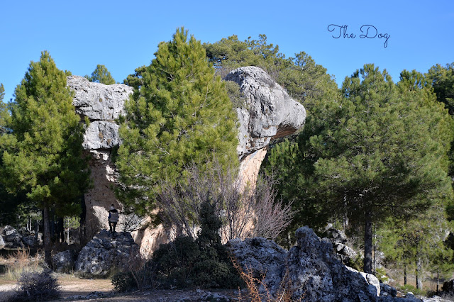 ciudad encantada cuenca spain enchanted city nature