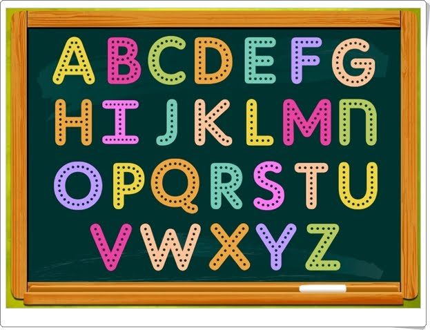 """Dotted Alphabet"" (Actividad interactiva de Inglés)"