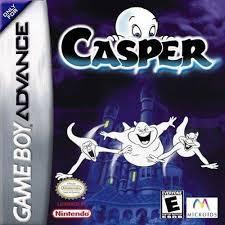 โหลดเกม ROM Casper .gba