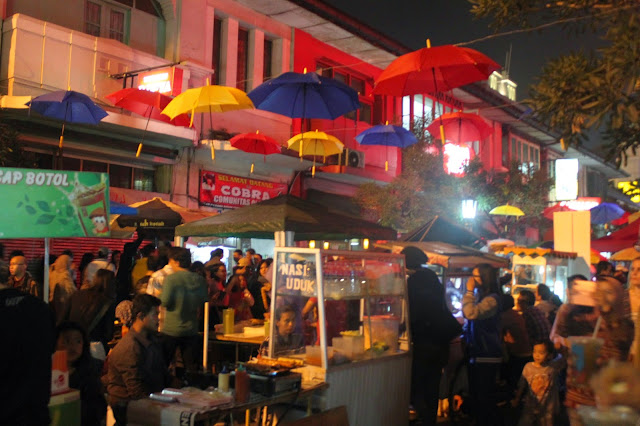 Braga Culinary Night, Wisata Bandung