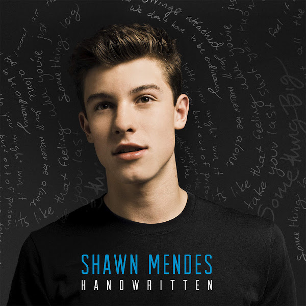 Shawn Mendes - Handwritten (Deluxe) Cover