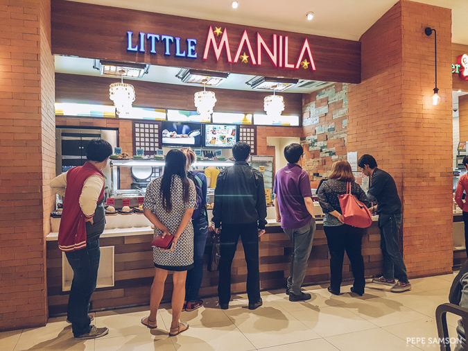 For Yuppies Working In Mckinley Hill Little Manila Is A Por Choice With Its Filipino Offerings Operated By Baliwag Lechon Manok This Diner Serves