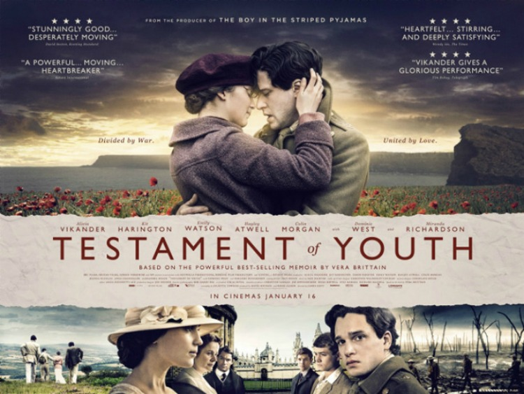 A Vintage Nerd Period Film Recommendations Movie Blog Testament of Youth