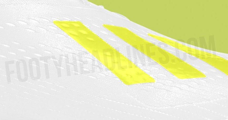 ebbe07a9f White   Solar Yellow Adidas X 2019 Boots Leaked - Sports kicks