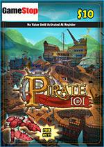 Pirate101 Mania Pirate101 Beta Gift Prepaid Cards