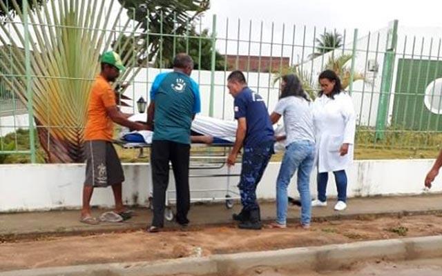 Homem passa mal e morre em frente à UPA em Capim Grosso