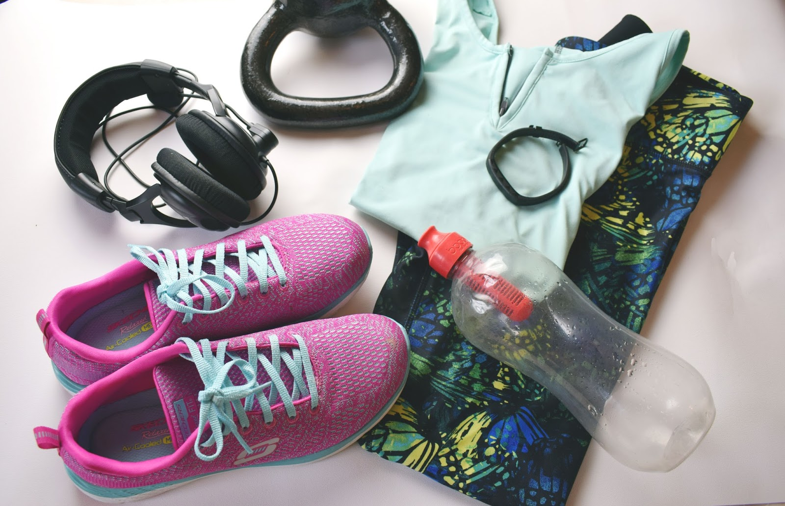 lebellelavie - Five items you need for your fitness regime