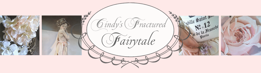 Cindy's fractured fairy tale