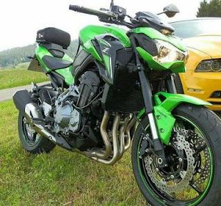 harga jual Kawasaki Z900