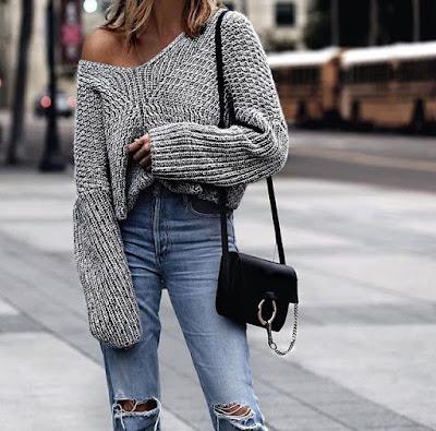 Outfits tumblr OVERSIZED que te haran ver fresca