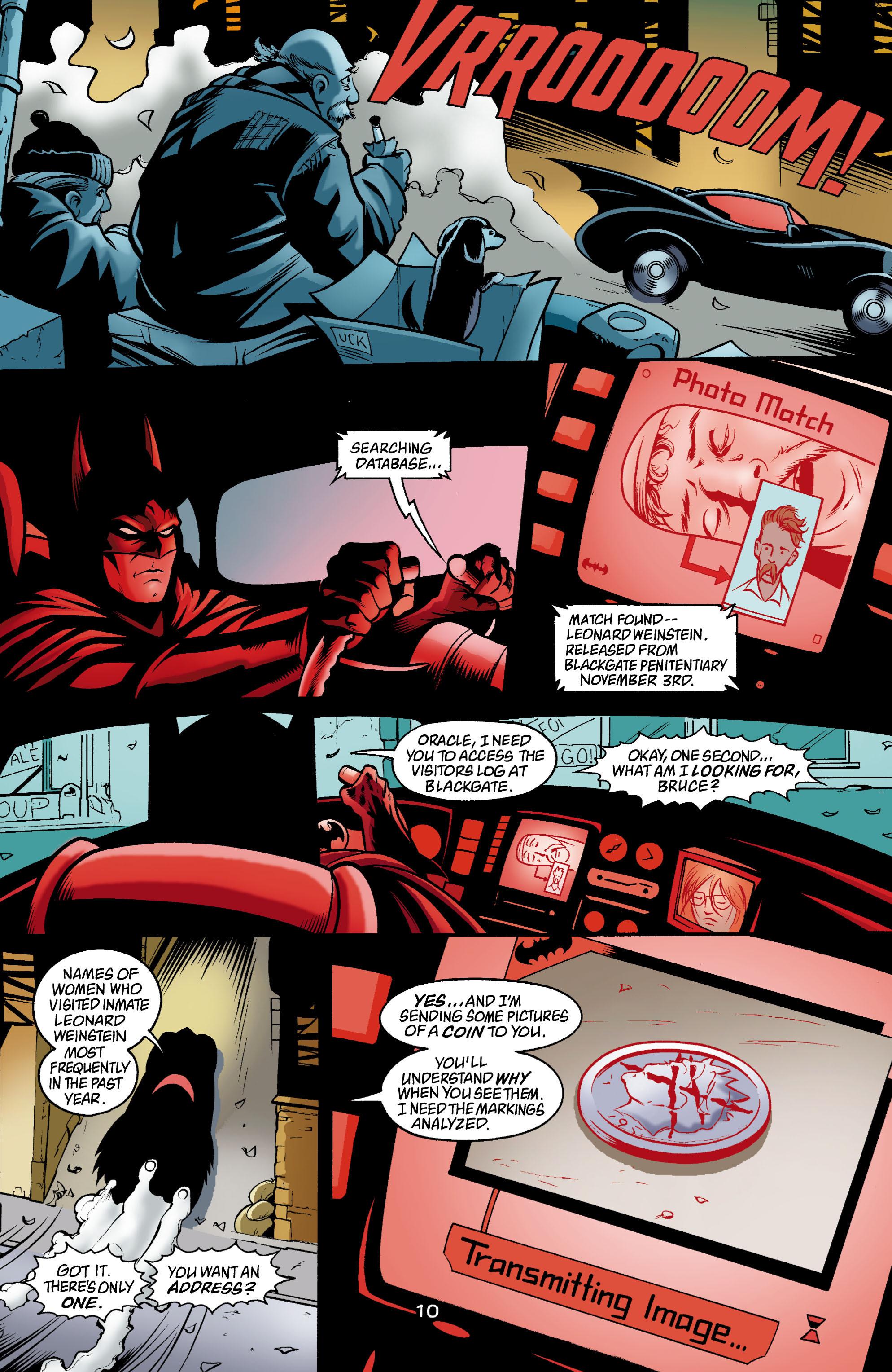 Detective Comics (1937) 777 Page 10