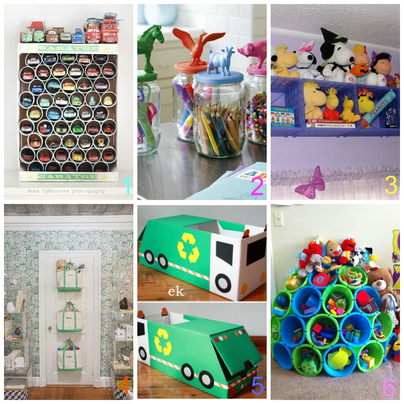 Mamma aiuta mamma 6 idee riciclose per tenere in ordine i for Idee di layout di garage