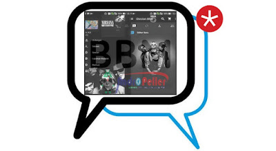 BBM Mod Nirvana Netral v2.13.1.14 Apk Terbaru Gratis