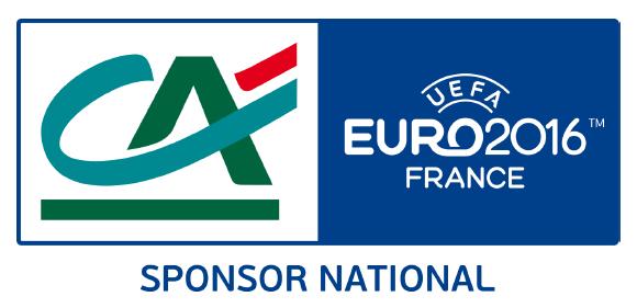 Crédit Agricole será el banco oficial de la Euro 2016