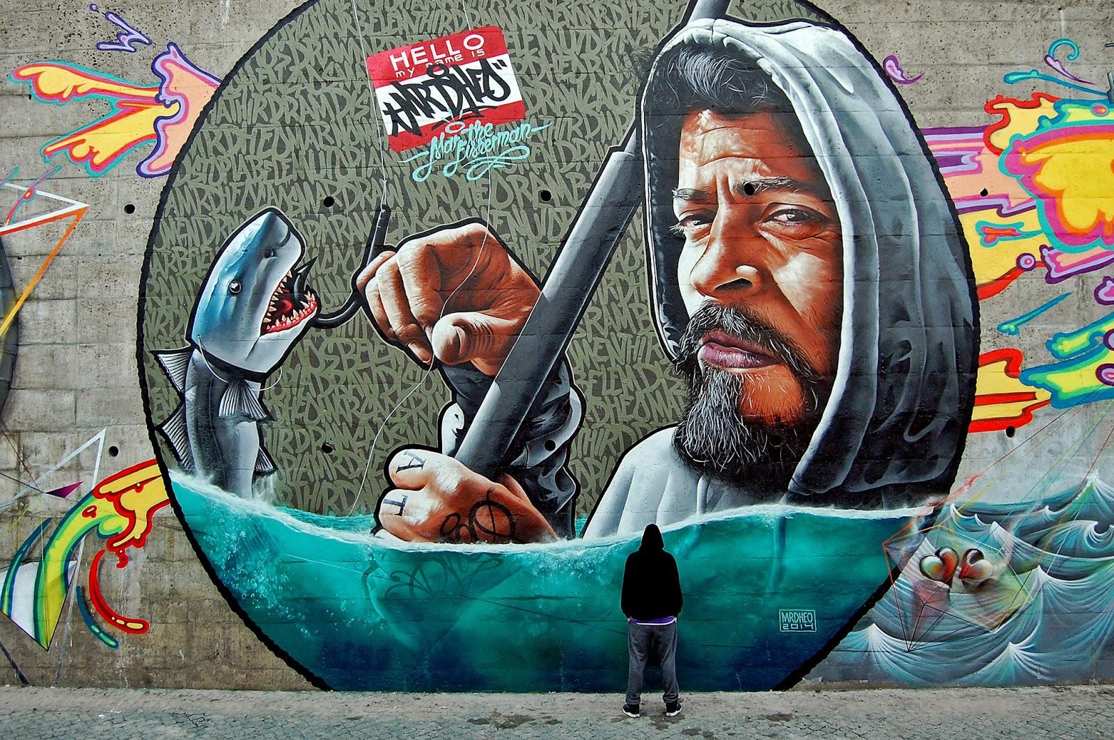 Street Art Attack ::..: Urban Art Festival @ Amsterdam
