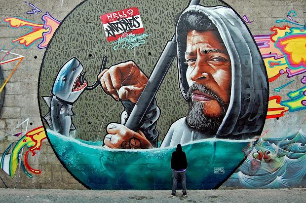 Street Art Attack . Urban Festival Amsterdam
