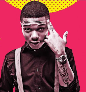 "Wizkid  Wins 2017 BET Awards ""Best International Act"" Africa"