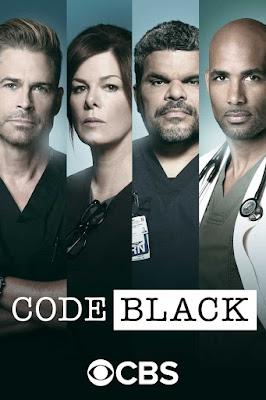 Code Black Poster