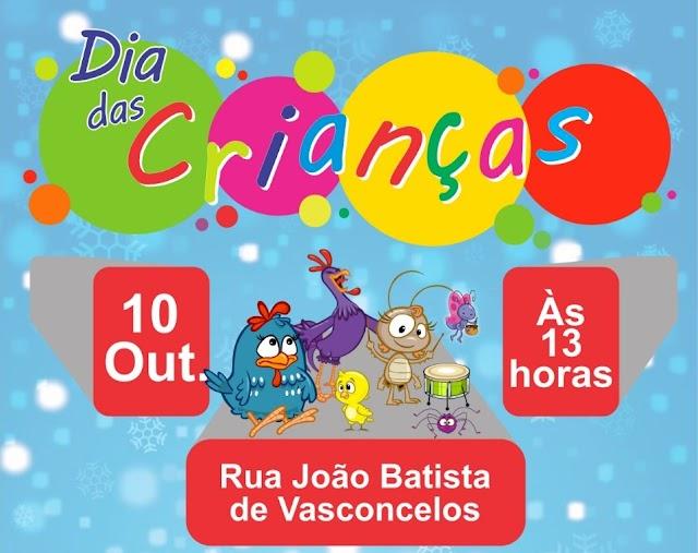 Centro Cultural promove evento gratuito para crianças