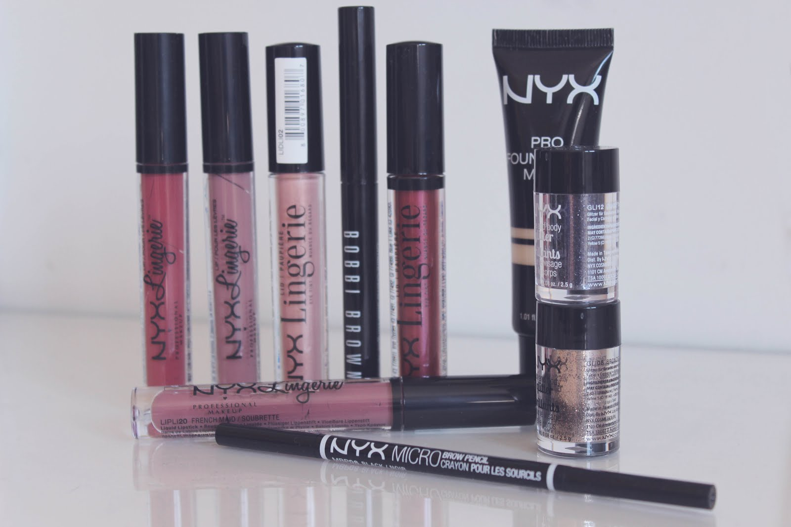 Haul Nyx & Bobbi Brown