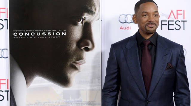 The Story Behind Will Smith's New Movie CONCUSSION