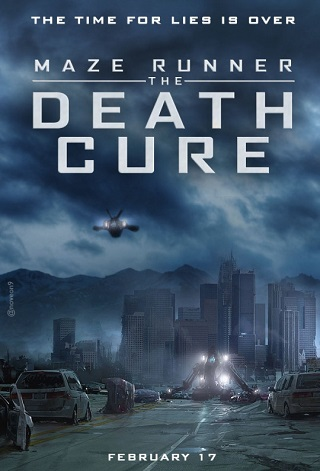Maze Runner The Death Cure 2018 English 1GB BRRip ESubs 720p Full Movie Download Watch Online 9xmovies Filmywap Worldfree4u