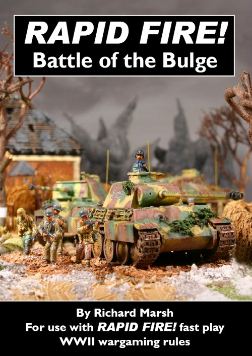 Rapid Fire Battle of the Bulge